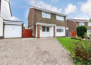 Thumbnail 4 bedroom detached house for sale in Hunter Close, Rogerstone, Newport