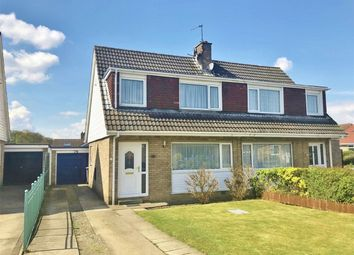 Thumbnail 3 bed semi-detached house for sale in Carrfield, Woodthorpe, York