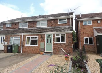 Thumbnail 3 bed semi-detached house to rent in Broadlands, Downham Market
