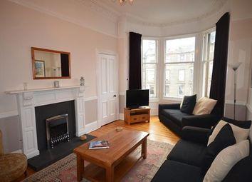 Thumbnail 2 bed flat to rent in Hillside Crescent, Edinburgh