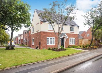 Thumbnail 4 bed detached house for sale in New Street, Walsall