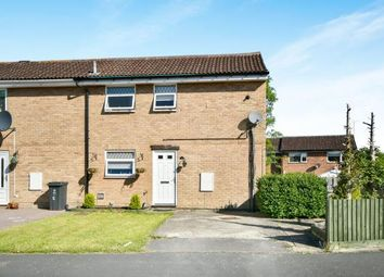 Thumbnail 2 bedroom end terrace house for sale in Bellver, Toothill, Swindon, Wiltshire
