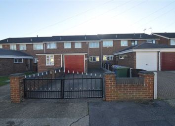 Thumbnail 3 bed terraced house for sale in Milton Road, Corringham, Essex
