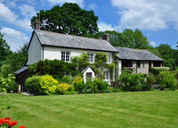Thumbnail 4 bed cottage for sale in Ash Mill, South Molton