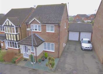 Thumbnail 3 bed detached house for sale in Jupiter Gate, Stevenage, Herts