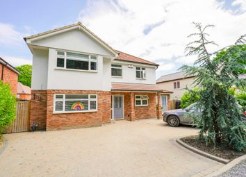 Wensley Road, Hadleigh, Benfleet SS7. 5 bed detached house