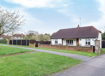 Thumbnail 3 bedroom bungalow for sale in Stroude Road, Egham