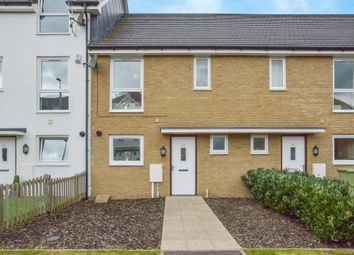 Thumbnail 3 bed terraced house for sale in Top Fair Furlong, Redhouse Park, Milton Keynes