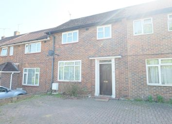 Thumbnail 3 bed terraced house for sale in Silverdale Road, St. Pauls Cray, Orpington