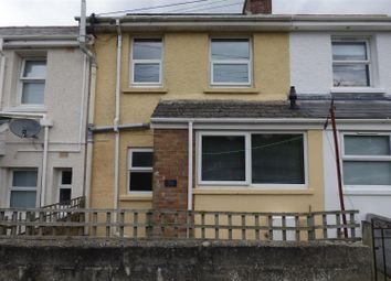 Thumbnail 3 bed terraced house for sale in Langurtho Road, Fowey
