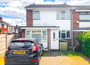 Thumbnail 3 bed end terrace house for sale in Firfield Road, Benfleet
