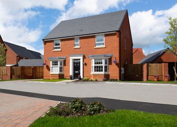 """Thumbnail 4 bedroom detached house for sale in """"Bradgate"""" at South Road, Durham"""