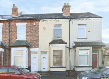 Thumbnail 2 bedroom terraced house for sale in Blyth Street, Mapperley, Nottinghamshire