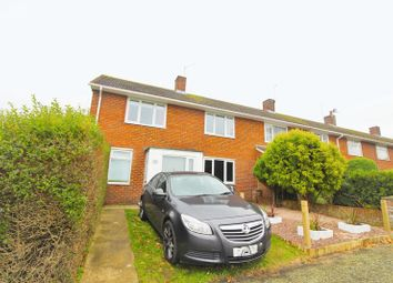 Thumbnail 3 bed end terrace house for sale in Burghclere Road, Southampton
