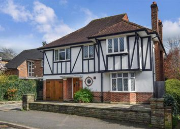 4 bed detached house for sale in Camborne Road, Sutton, Surrey SM2
