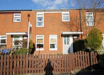 Thumbnail 3 bed terraced house for sale in St Mawgan Court, Padgate, Warrington