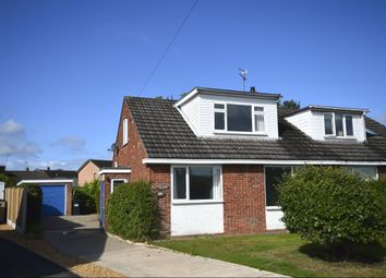 Thumbnail 3 bed bungalow to rent in Whitefriars, Oswestry