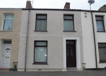 Thumbnail 3 bed property to rent in Robinson Street, Llanelli, Carms