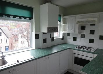 Thumbnail 3 bed flat to rent in Shirebrook Road, Sheffield
