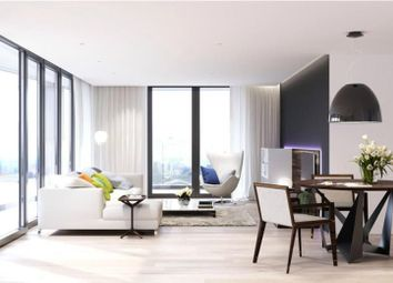 Thumbnail 3 bed property for sale in Commodore House, Royal Wharf, London