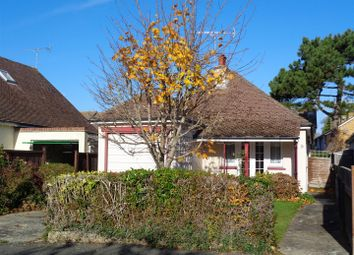 Thumbnail 3 bed detached bungalow for sale in West Avenue, Aldwick, Bognor Regis