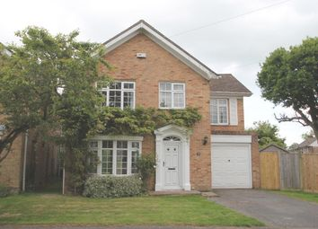 Thumbnail 4 bed detached house to rent in Townland Close, Biddenden, Kent