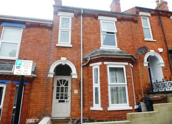 Thumbnail 3 bed terraced house for sale in Arboretum Avenue, Lincoln