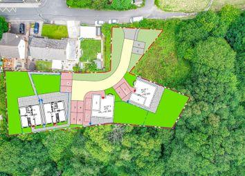 Thumbnail Land for sale in Beili Glas Road, Fleur De Lis, Blackwood