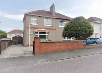 Thumbnail 3 bed semi-detached house for sale in Bannercross Drive, Baillieston, Glasgow