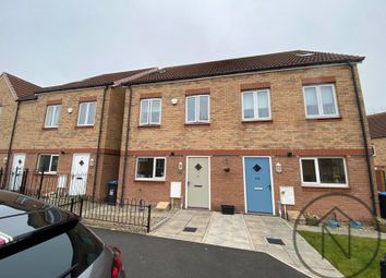 Hawkshead Place, Newton Aycliffe DL5. 3 bed town house for sale