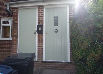 Thumbnail 1 bedroom maisonette to rent in Millstream Close, Hertford
