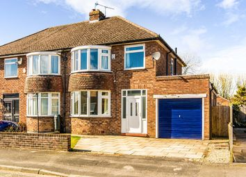 Thumbnail 3 bed semi-detached house for sale in Windermere Road, Handforth, Wilmslow