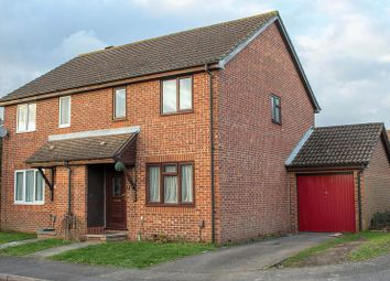 Thumbnail 3 bed semi-detached house for sale in Brunel Road, Southampton