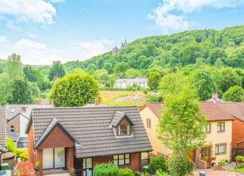 Thumbnail 3 bed detached house for sale in Castell Coch View, Tongwynlais, Cardiff