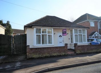 Thumbnail 2 bed detached bungalow for sale in Rectory Road, Farnborough