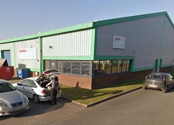 Thumbnail Light industrial to let in Unit 105, Coed Aben Road, Wrexham Industrial Estate, Wrexham