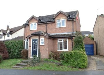 Thumbnail 4 bed detached house for sale in Juniper Close, Lutterworth