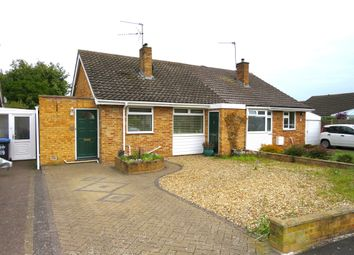 Thumbnail 3 bed semi-detached bungalow for sale in Dickens Road, Rugby
