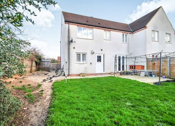 Thumbnail 4 bed semi-detached house for sale in Meadowlands Avenue, Bridgwater