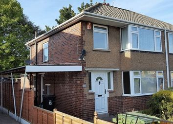 Thumbnail 3 bedroom semi-detached house to rent in Etterby Lea Crescent, Carlisle
