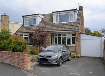 Thumbnail 3 bedroom semi-detached house for sale in North Hill Drive, Kirkheaton, Huddersfield