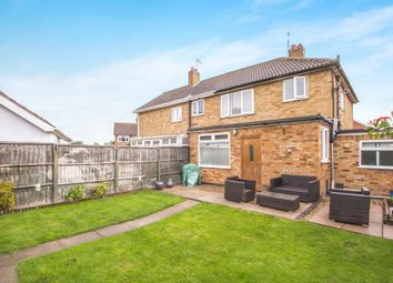 Thumbnail 3 bedroom link-detached house for sale in Saville Road, Blaby, Leicester