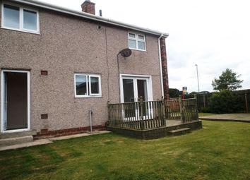 Thumbnail 3 bed semi-detached house for sale in Nottingham Place, Peterlee