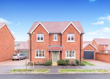 Thumbnail 3 bed detached house for sale in Vespasian Way, Bicester