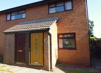 Thumbnail 2 bed flat for sale in Longley Close, Fulwood, Preston