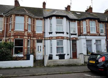 Thumbnail 2 bedroom flat for sale in Park Road, Exmouth, Devon