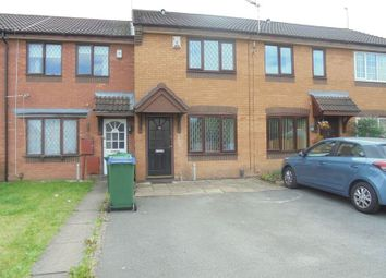 Thumbnail 2 bed terraced house to rent in Clary Grove, Walsall