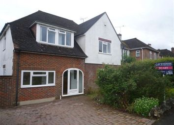 Thumbnail 5 bed property to rent in Marlborough Crescent, Sevenoaks