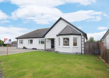 Thumbnail 4 bed detached bungalow for sale in 8 Monks Walk, Fearn, Tain.