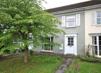 Thumbnail 3 bedroom terraced house for sale in Lower Cross Road, Bickington, Barnstaple
